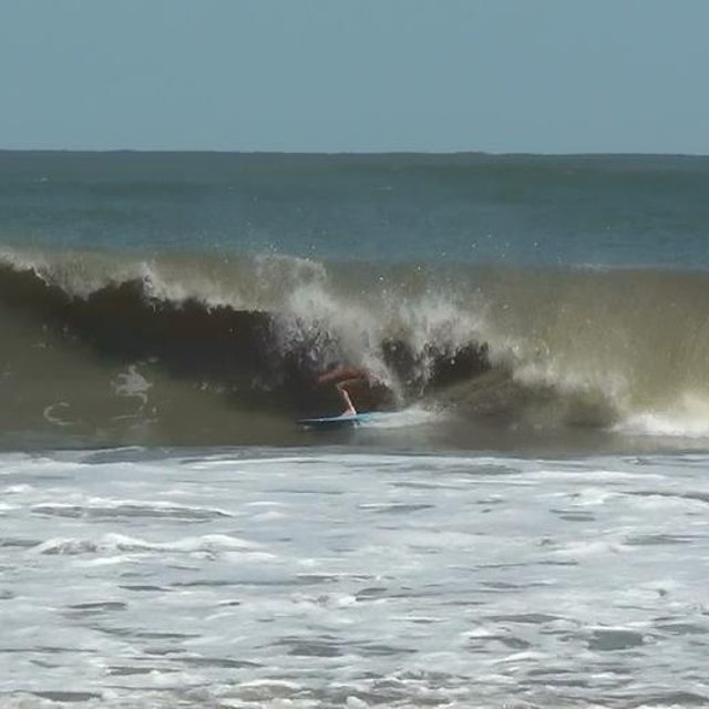 Hunting Island Spot Guide - Surf Forecast and Report