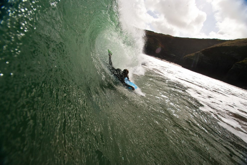 Zac Gibson's photo of Newquay - Fistral North
