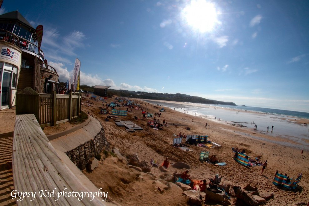 Gypsy Kids's photo of Newquay - Fistral North