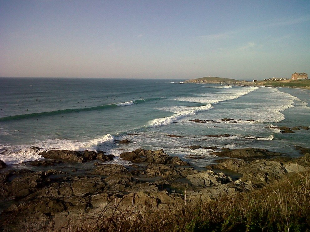 StevieG's photo of Newquay-  Little Fistral