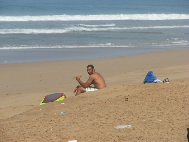 Ahmed's photo of Moulay Bousselham