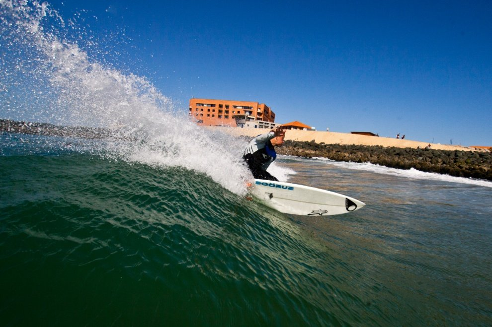 Zac Gibson's photo of Capbreton (La Piste/VVF)