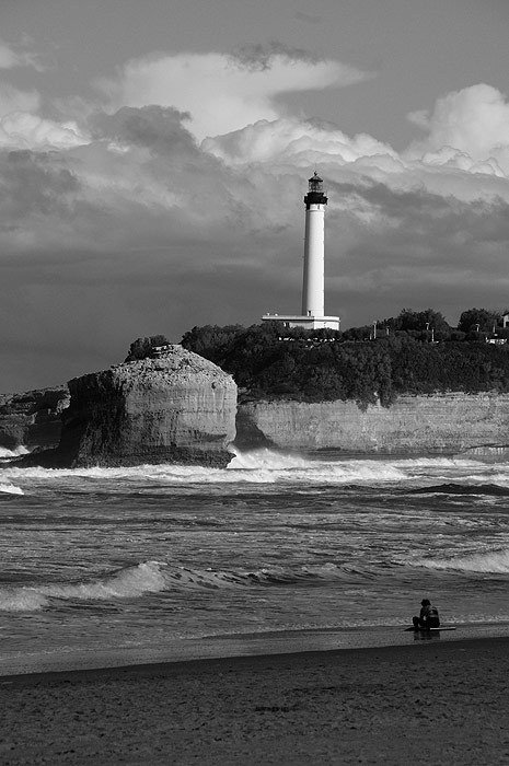 Johnson T'ko's photo of Biarritz Grande Plage
