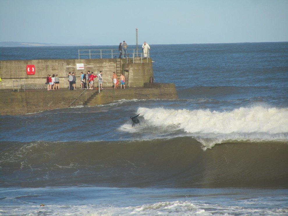 Gregory Borne's photo of St Andrews East
