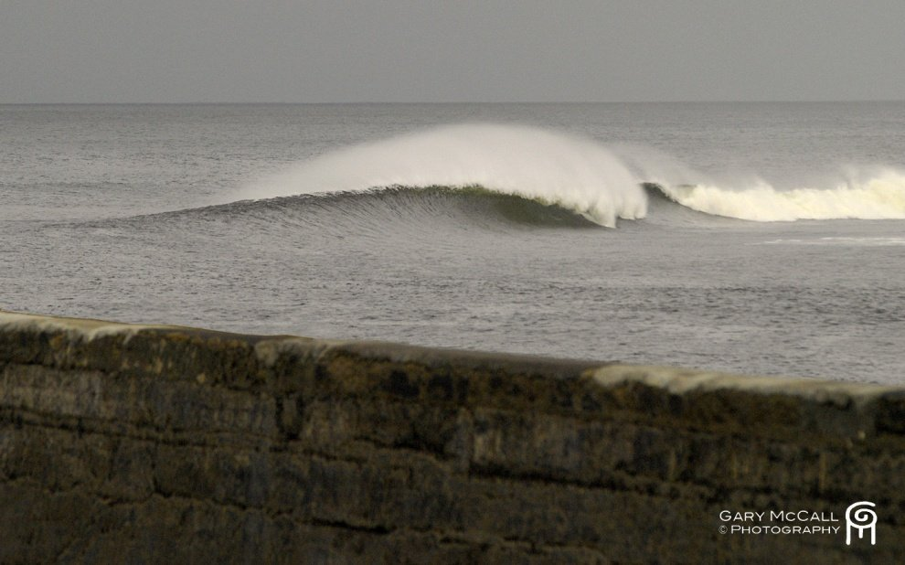Gary McCall's photo of Easkey Right
