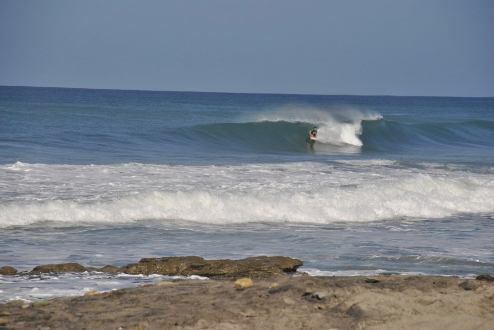 Puro Nica's photo of Playa Santana