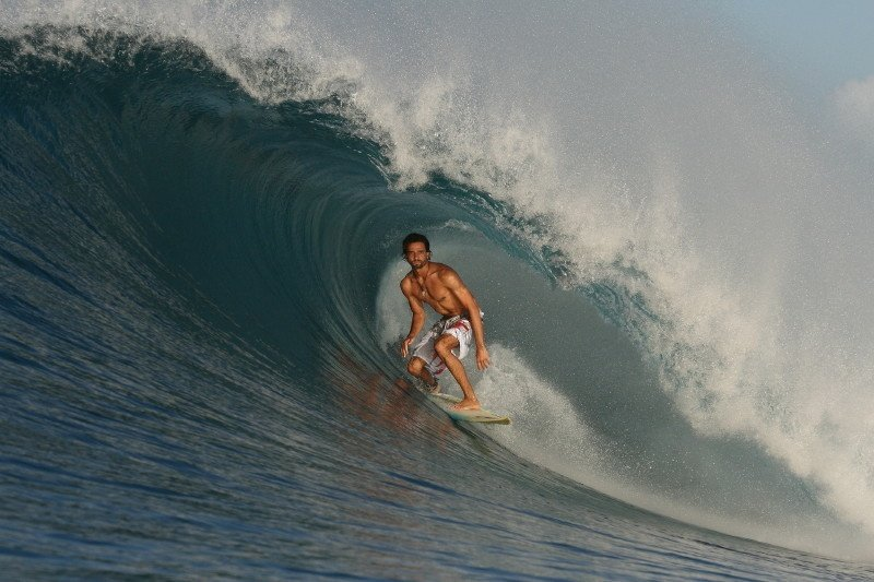 Sebastian Imizcoz / Aileoita 1 Surf Charter / Kandui Villas Resort's photo of Lances Right
