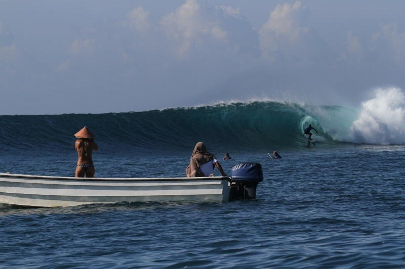 Sebastian Imizcoz / Aileoita 1 Surf Charter / Kandui Villas Resort's photo of Rifles