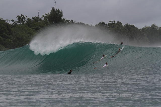 Sebastian Imizcoz / Aileoita 1 Surf Charter / Kandui Villas Resort's photo of Greenbush