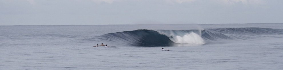 Sebastian Imizcoz / Aileoita 1 Surf Charter / Kandui Villas Resort's photo of Bank Vaults