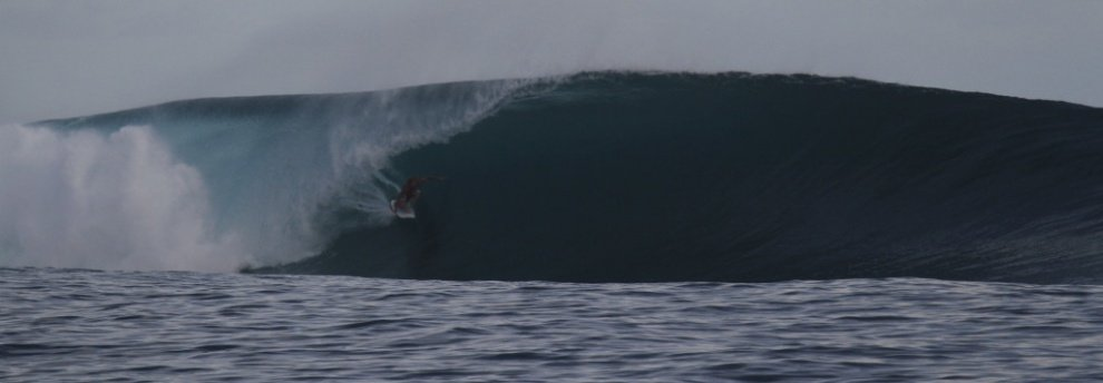 Sebastian Imizcoz / Aileoita 1 Surf Charter / Kandui Villas Resort's photo of Lances Left