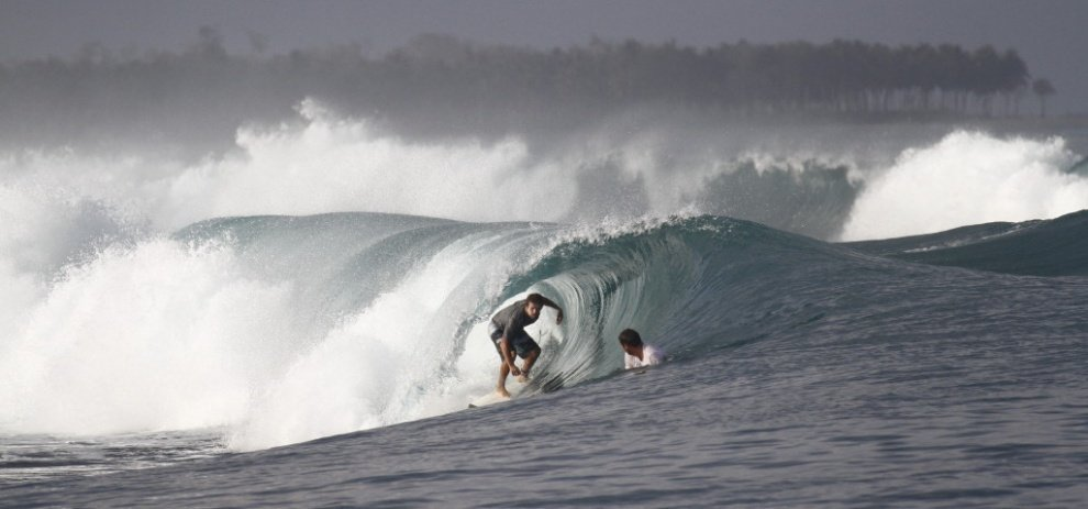 Sebastian Imizcoz / Aileoita 1 Surf Charter / Kandui Villas Resort's photo of Macaronis