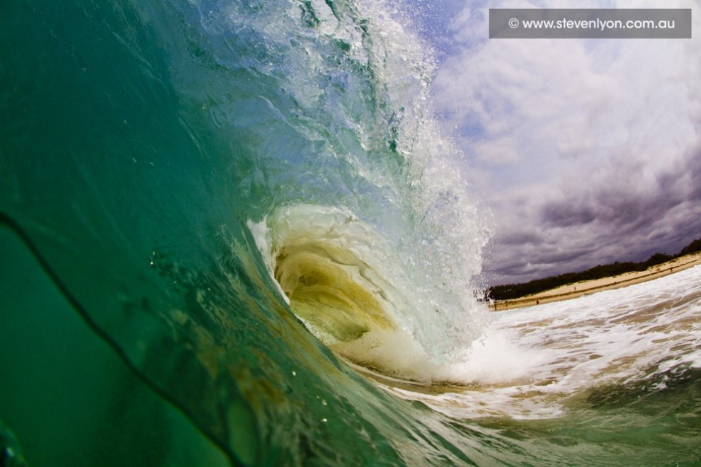 Steven Lyon's photo of South Stradbroke Island