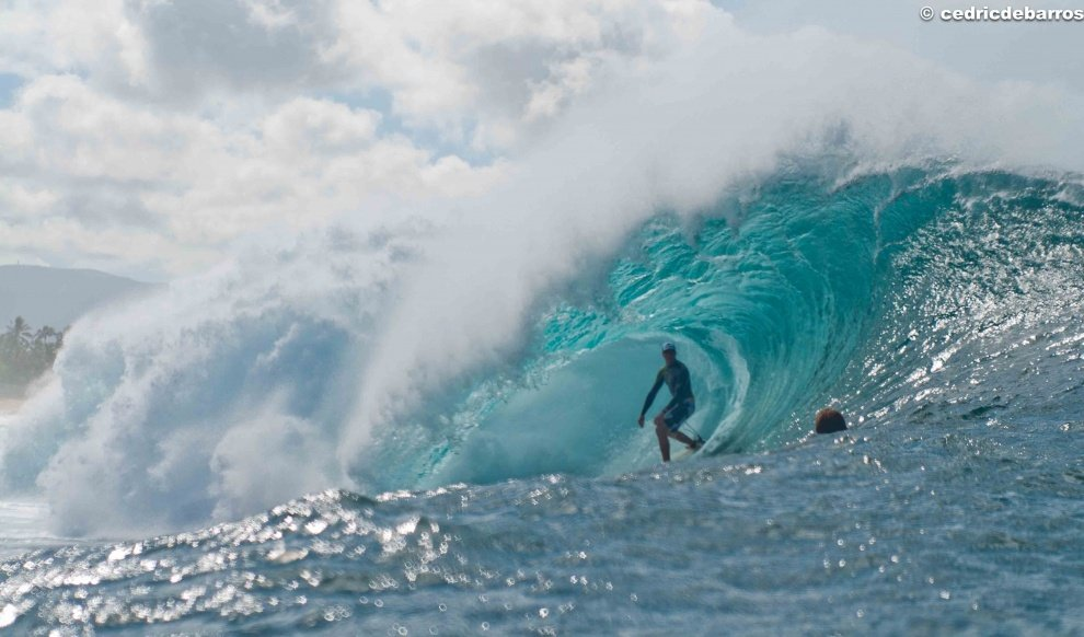 cedricdebarros.com's photo of Pipeline & Backdoor