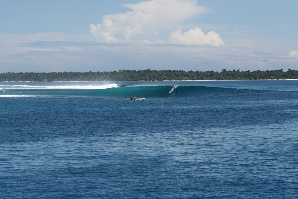 Sebastian Imizcoz / Aileoita 1 Surf Charter / Kandui Villas Resort's photo of Hideaways - Mentawai