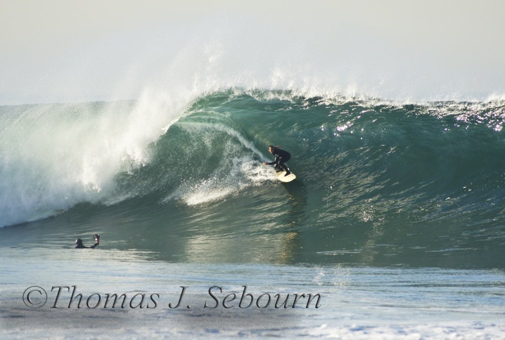 thomasjsebourn's photo of El Porto Beach