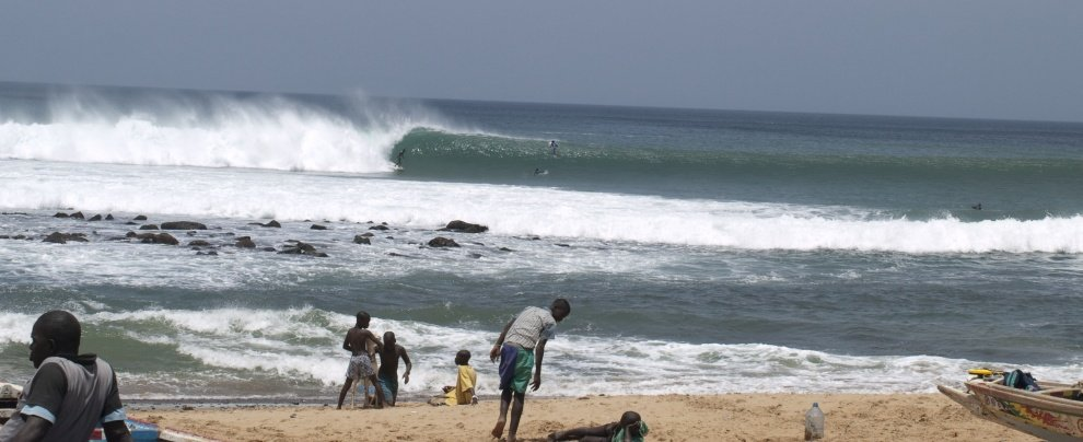 N Gor Island Surfcamp's photo of Ouakam
