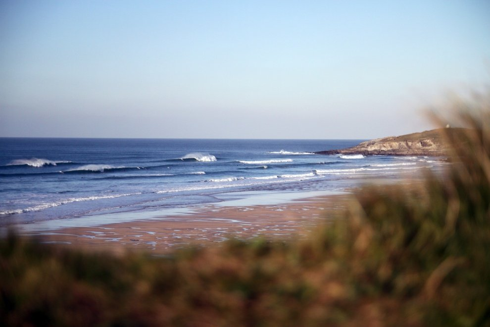 cool guys average skills's photo of Newquay - Fistral North