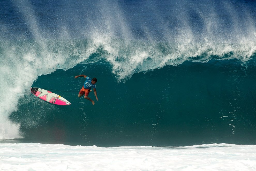 Volcom 's photo of Pipeline & Backdoor