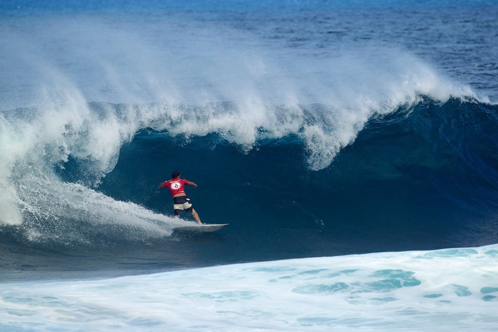Ed Temperley's photo of Pipeline & Backdoor