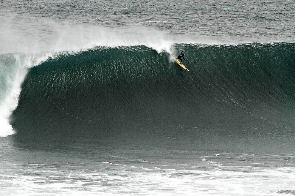 Big Wave World Tour's photo of Punta de Lobos