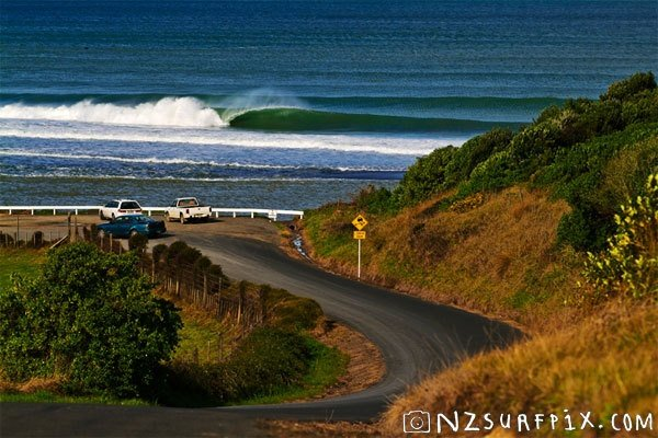 nzsurfpix's photo of Piha