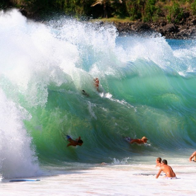 Hawaii Surf Reports and Surf Forecasts