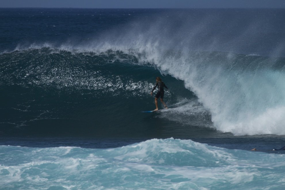 John Raffaghello's photo of Pipeline & Backdoor