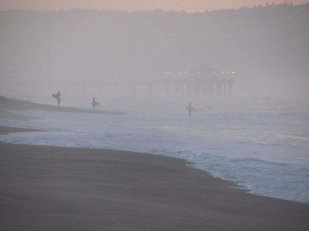 Gregory Borne's photo of  Manhattan/Hermosa Beach