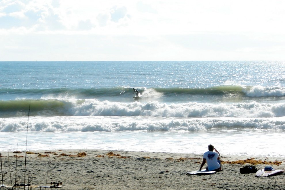 Old Waverider - Art Hansen's photo of Cocoa Beach