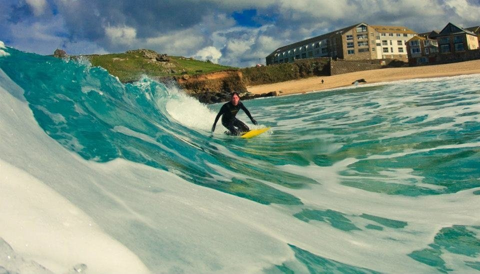 Alex Callister's photo of Porthmeor
