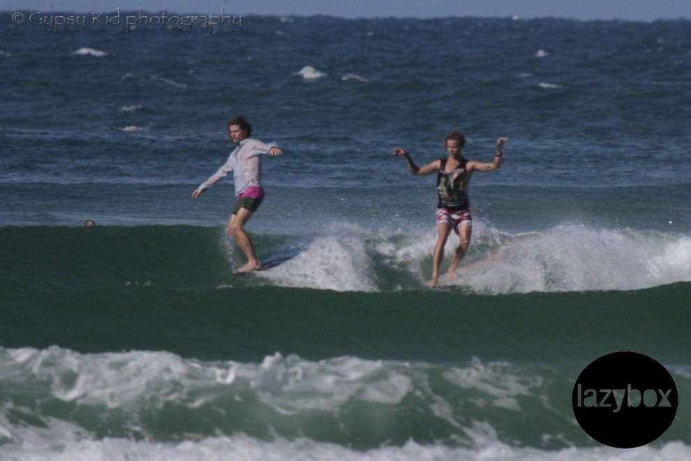 Gypsy Kids's photo of Snapper Rocks