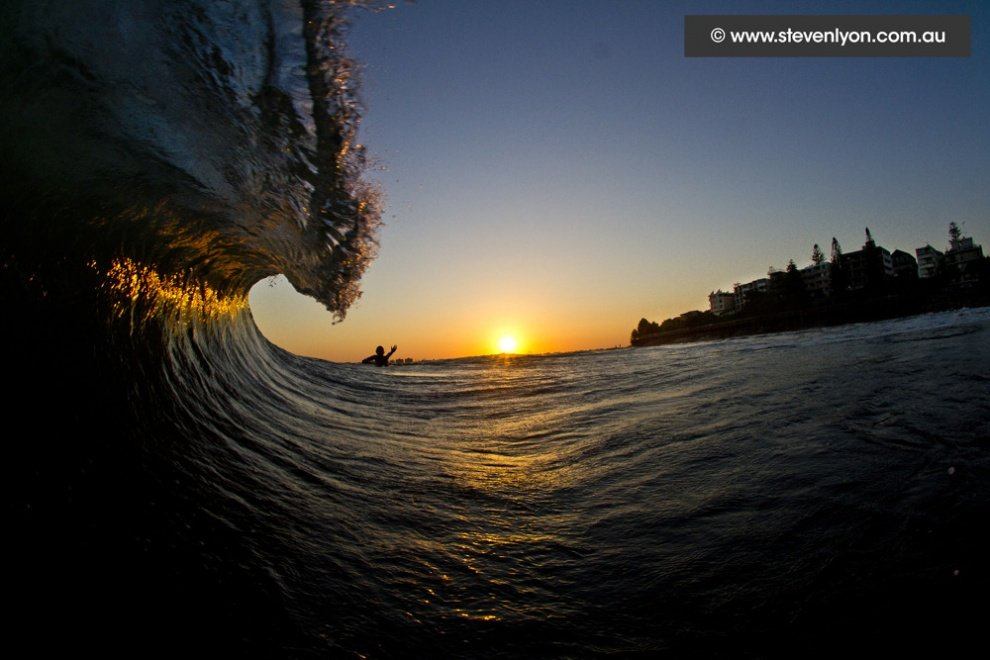 Steven Lyon's photo of Happys (Caloundra)