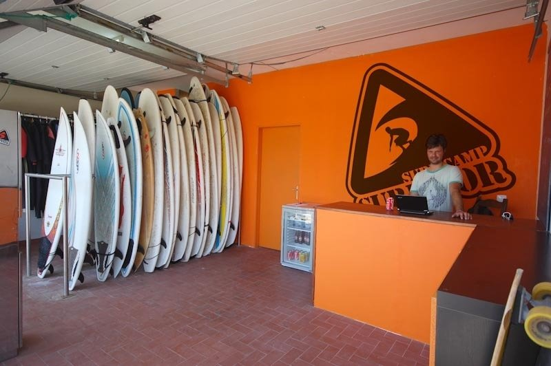 Surfivor Surf Camp's photo of Esmoriz