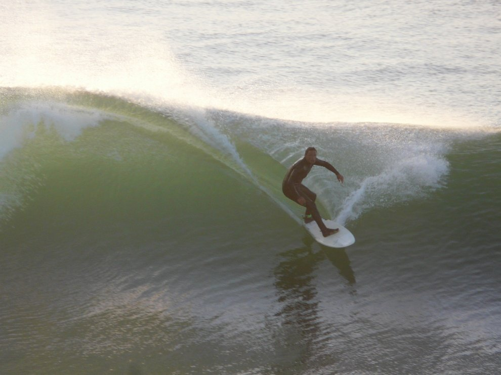 Pablo Tubularsurfing Leites (Surfer and Shaper)'s photo of Punta de Lobos