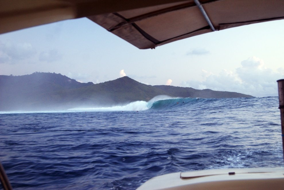 Indonesian Yacht Charter's photo of Desert Point