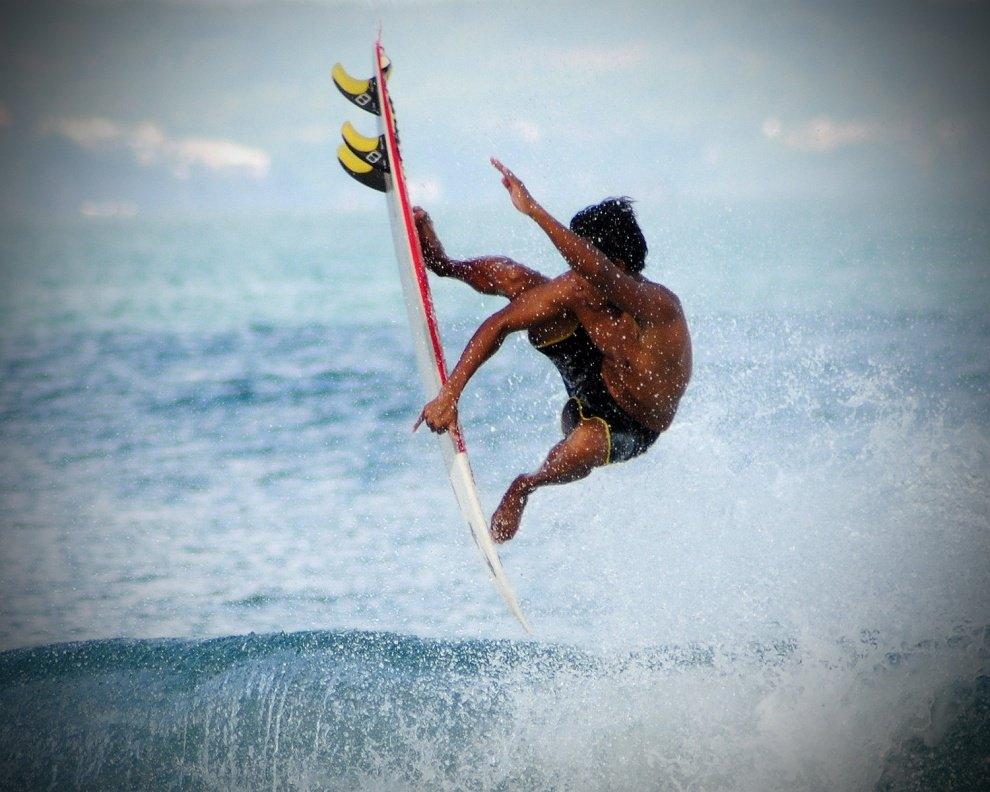 Brian Kenny's photo of Kuta Beach