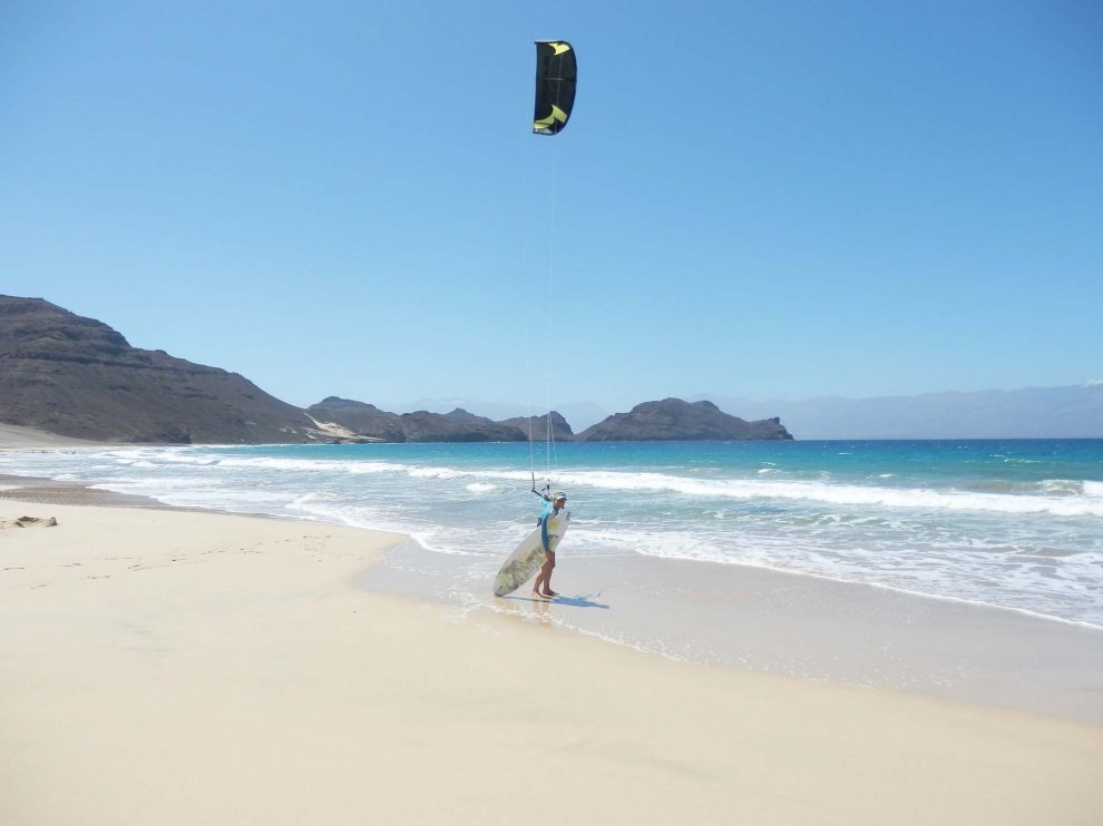 Kitesurf NOW's photo of Salamansa