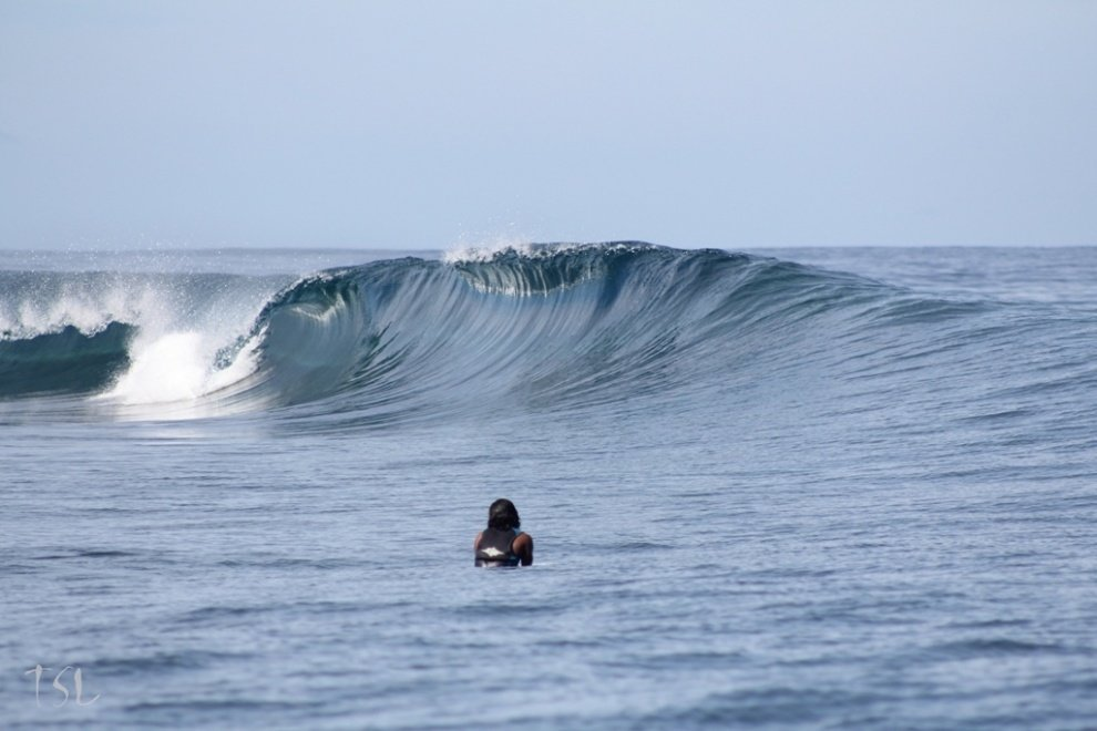 surfpapara's photo of Teahupoo