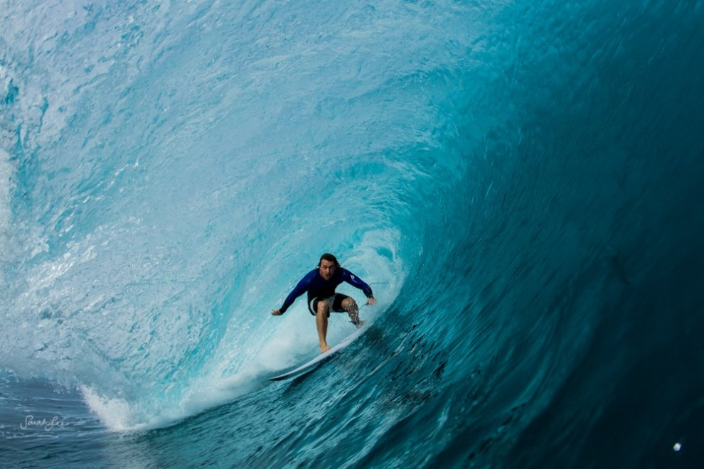 Sarah Lee's photo of Tavarua - Cloudbreak