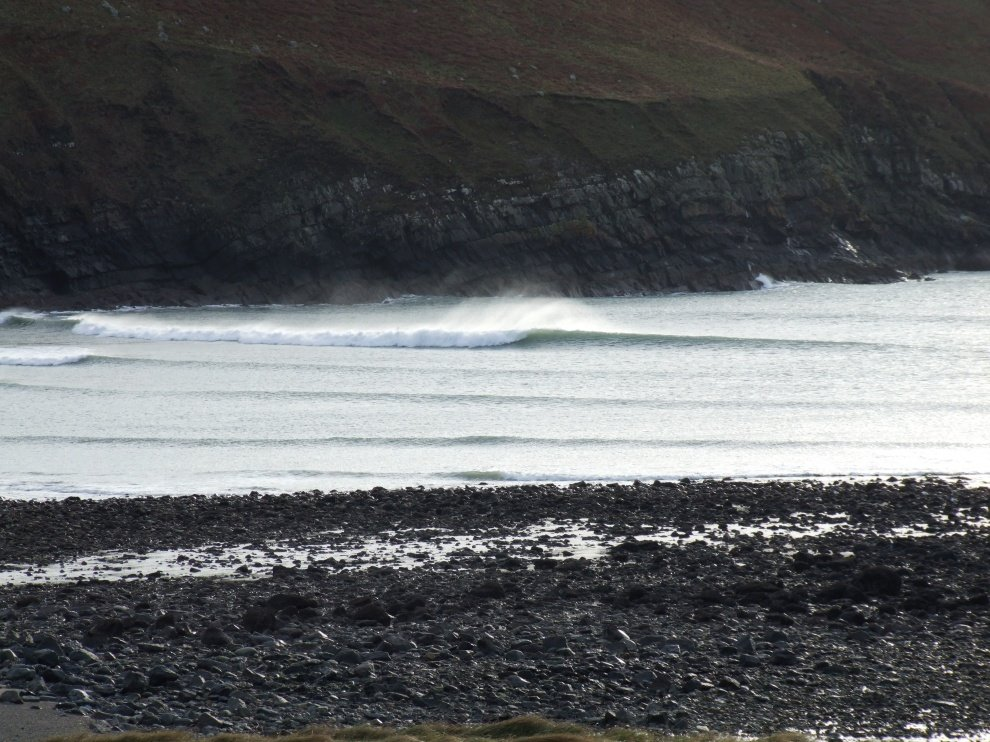 David Major Jetson Surfboards's photo of Hells Mouth