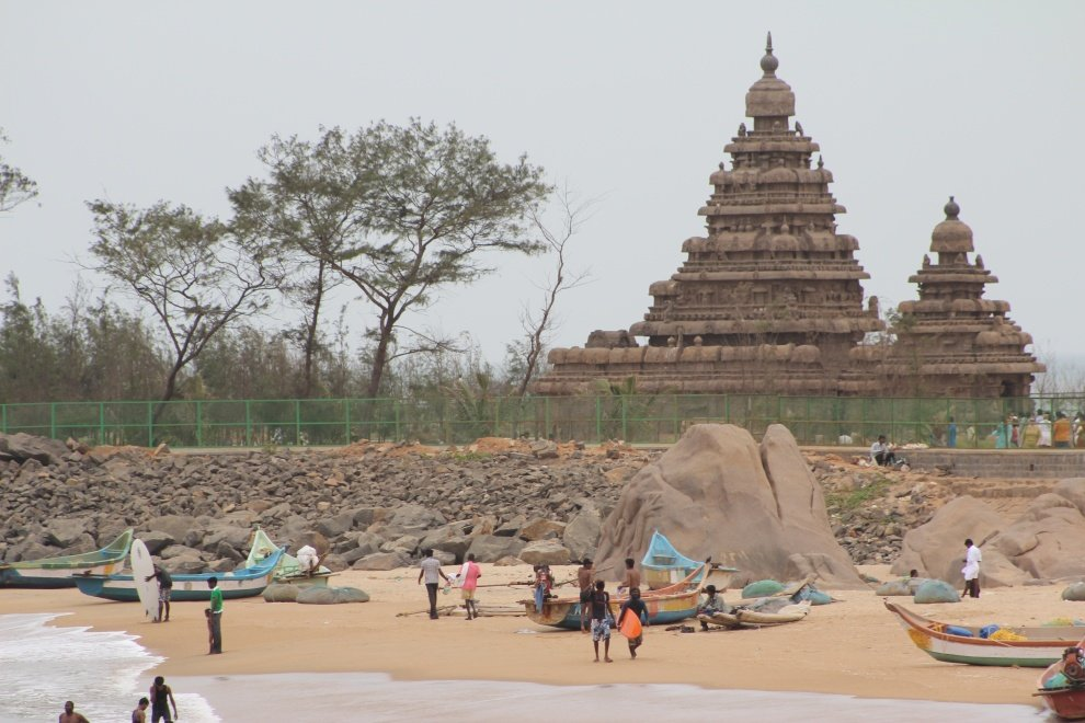 Gasipo's photo of Mahabalipuram Shore Temple