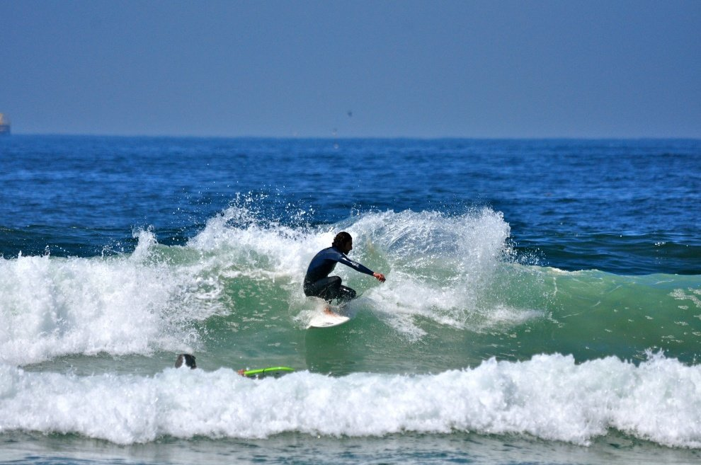 Surfers Camp's photo of Leça