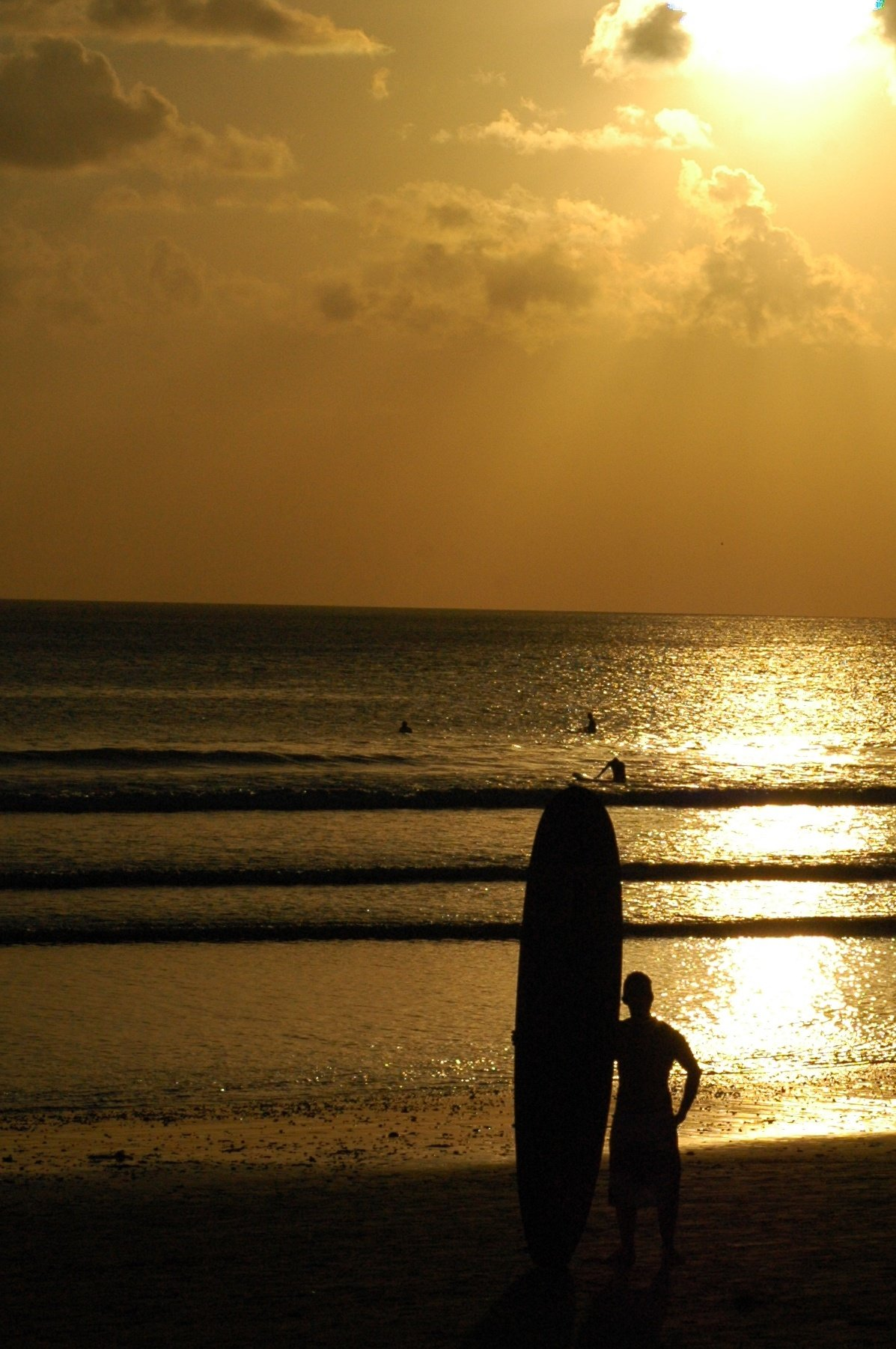 Tomek Banan's photo of Kuta Beach