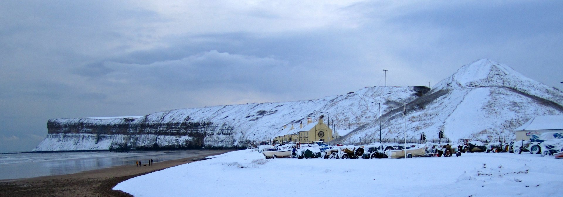 Frosty's photo of Saltburn Beach