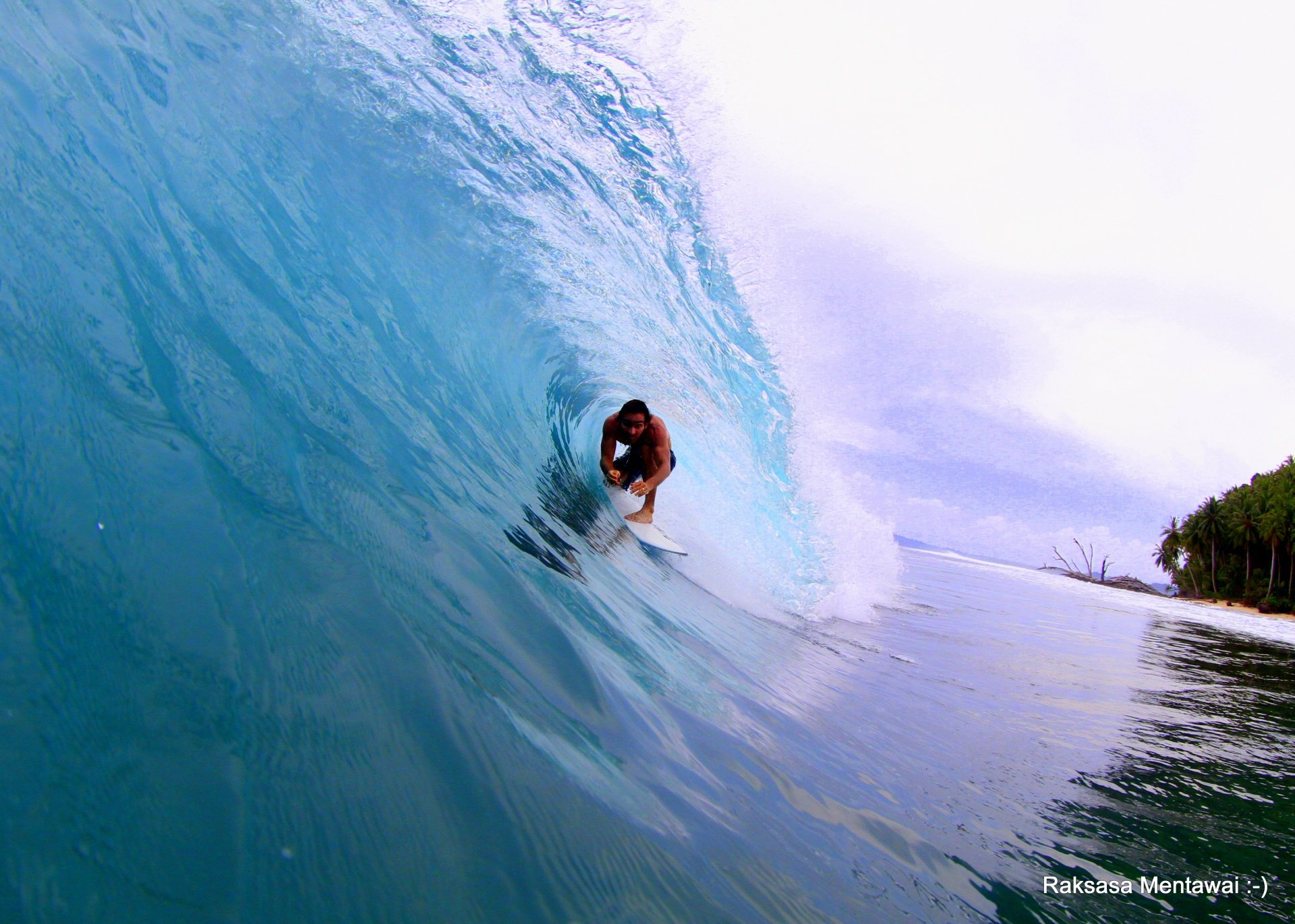 Raksasa Mentawai's photo of Pit Stops