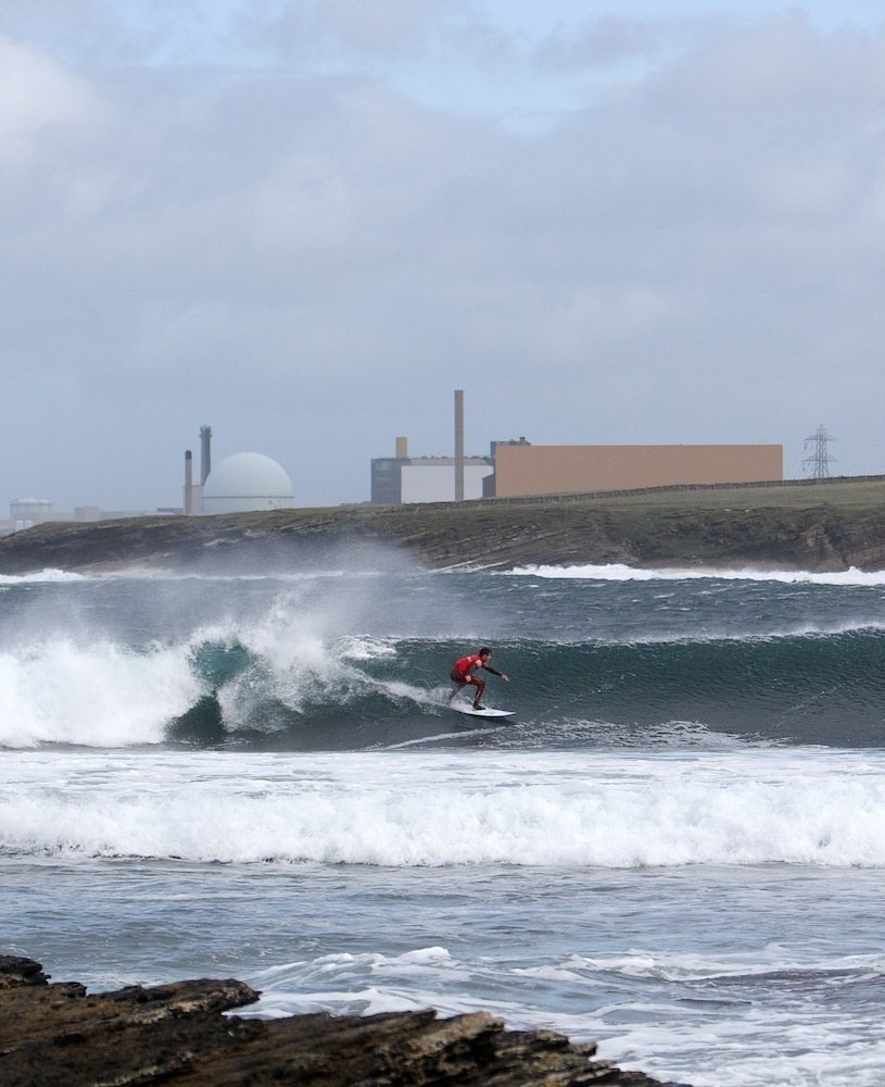 Corinneabra's photo of Thurso East