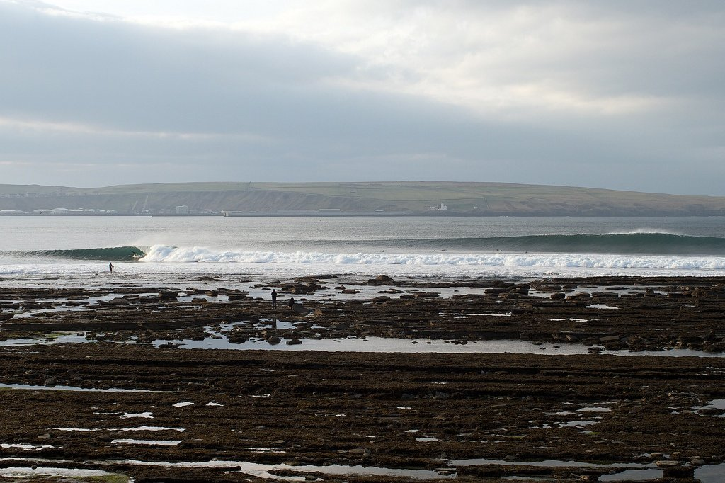 Dylan's photo of Thurso East