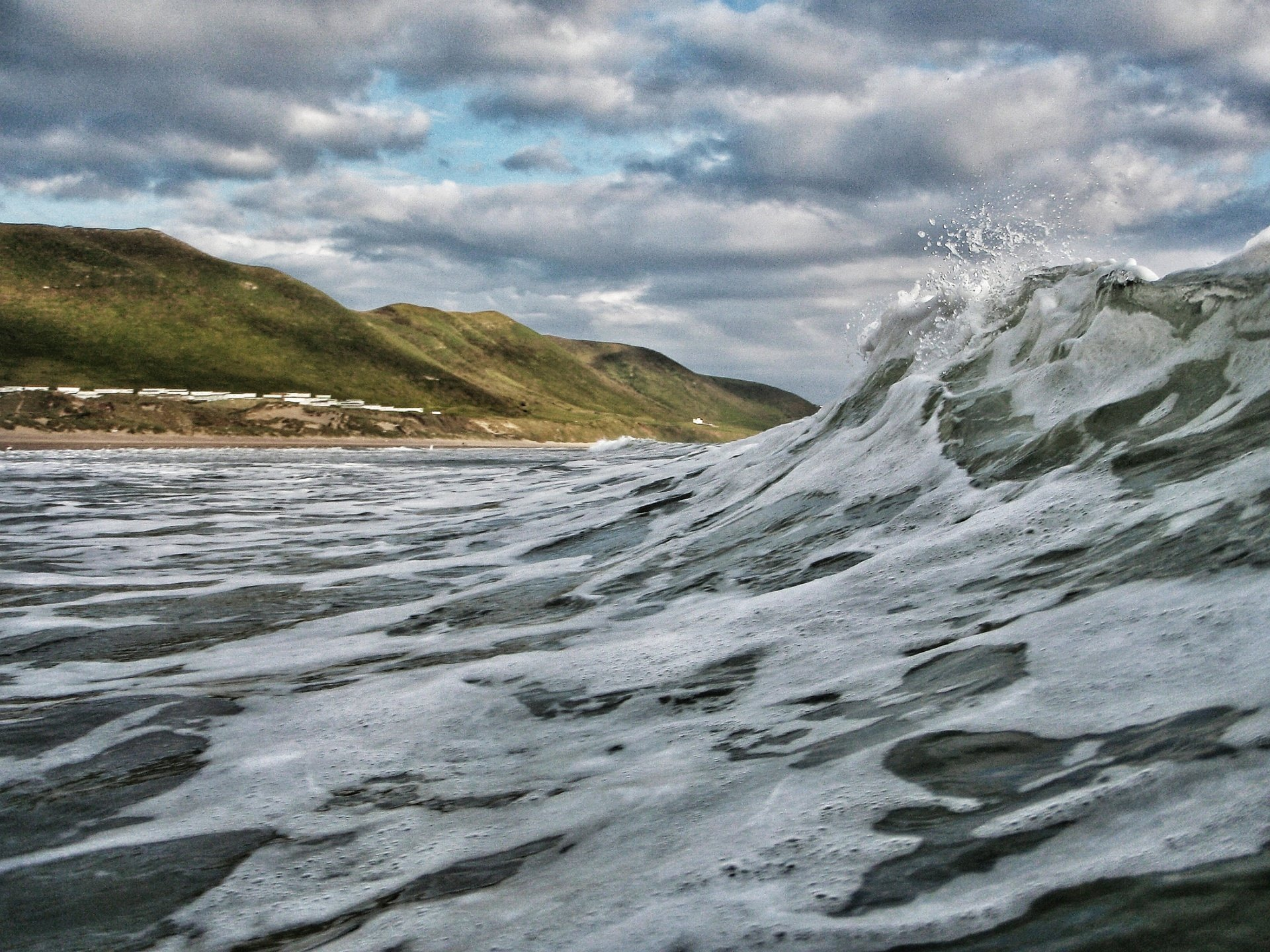 Alasdair Bater's photo of Llangennith / Rhossili
