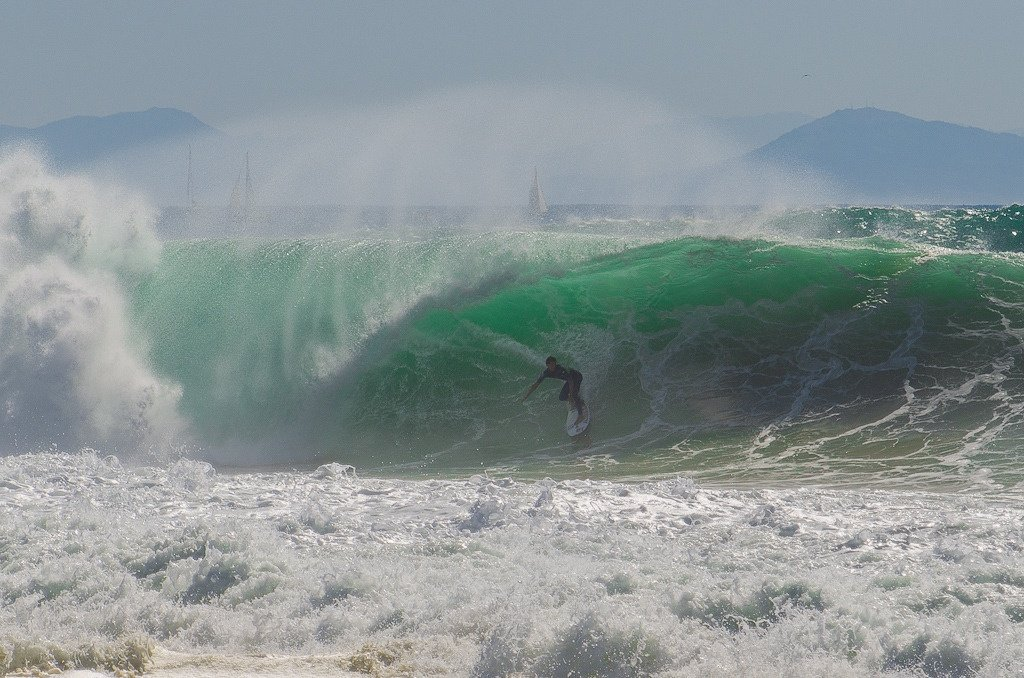 DCH's photo of Hossegor (La Graviere)